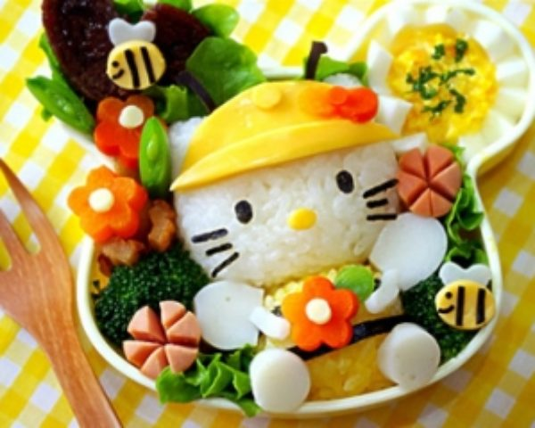 NOT ONLY FOR CHILDREN, KAWAII FOOD
