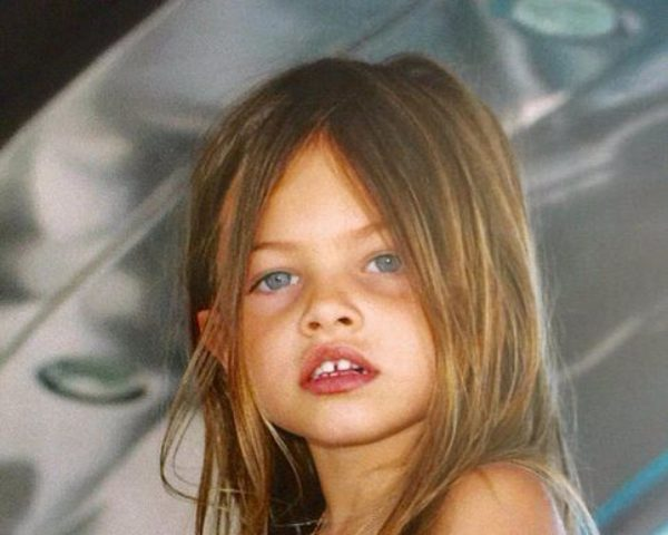 She Was Named 'The Most Beautiful Girl In The World' When 10yr Old, Check Out How She Looks Now